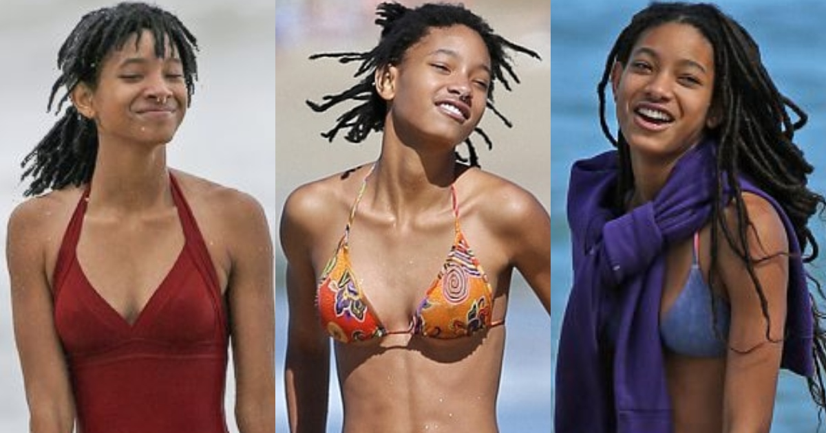 51 Sexy Willow Smith Boobs Pictures Which Are Inconceivably Beguiling