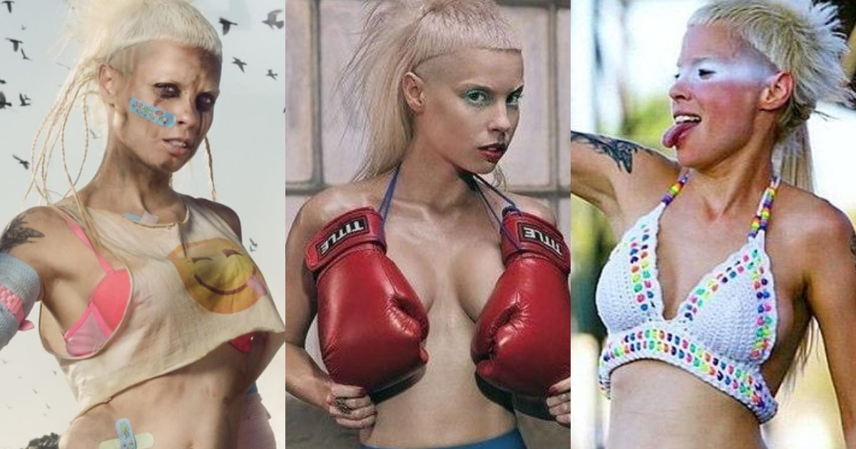 51 Sexy Yolandi Visser Boobs Pictures Will Spellbind You With Her…