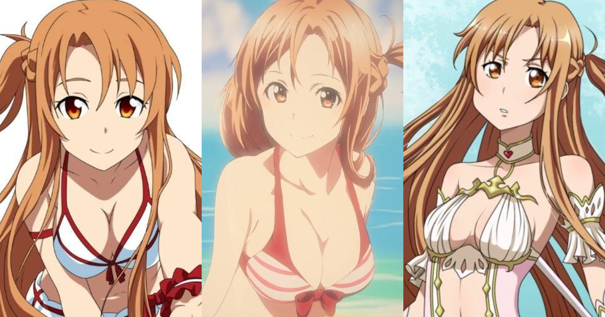 51 Sexy Yuki Asuna Boobs Pictures Demonstrate That She Is Probably…