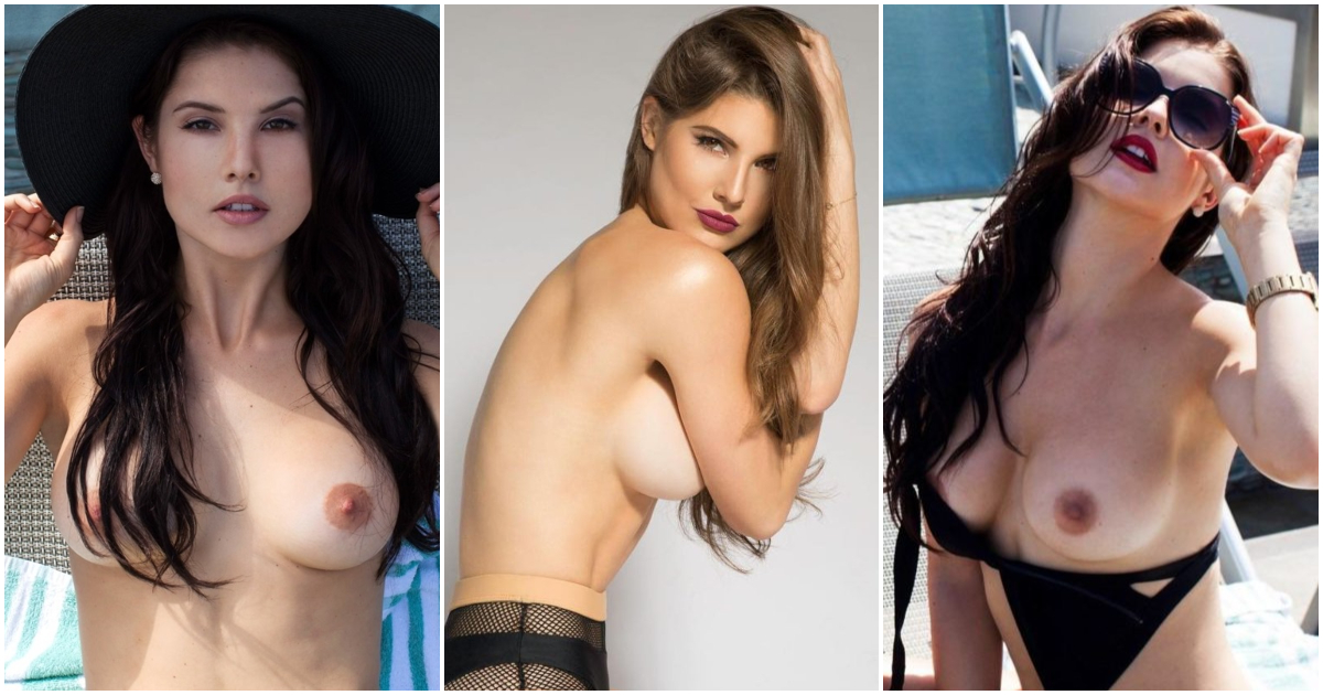 65+ Nude Pictures Of Amanda Cerny Which Will Cause You To…