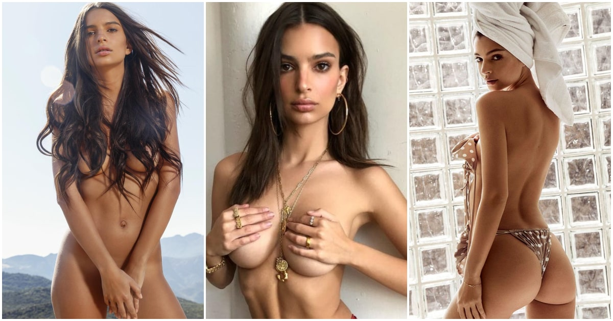 70+ Hot Pictures Of Emily Ratajkowski Are Slices Of Heaven On…