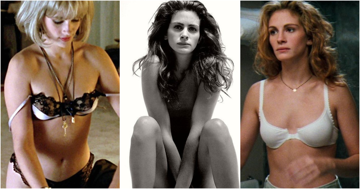 62 Hot Pictures Of Julia Roberts Will Prove Why She Is America's Sweetheart