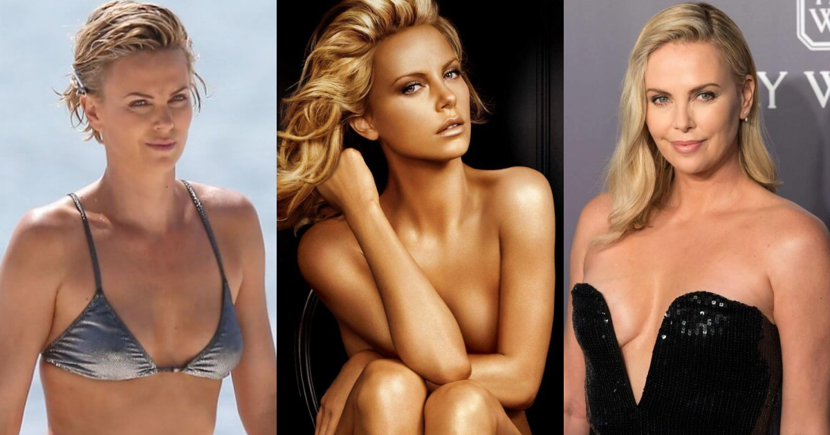 75+ Hot Pictures Of Charlize Theron Will Hypnotise You With Her…