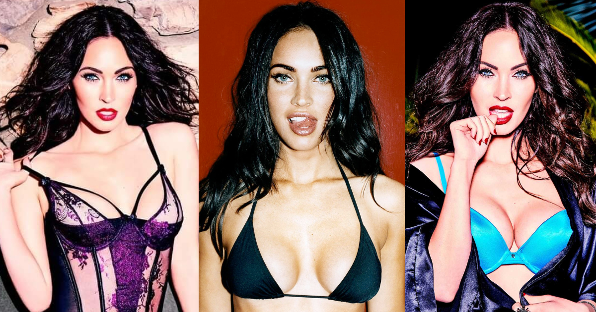 75+ Hottest Megan Fox Wallpapers, Pictures And Images Only For True…