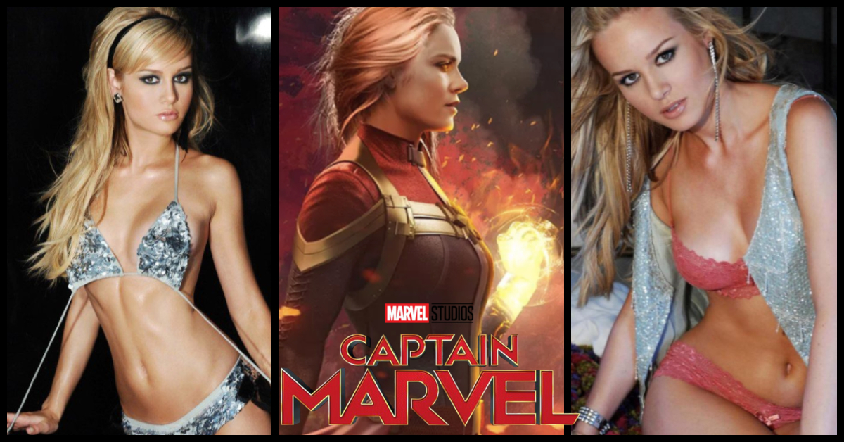 75+ Hot Pictures Of Brie Larson Who Will Be Captain Marvel…