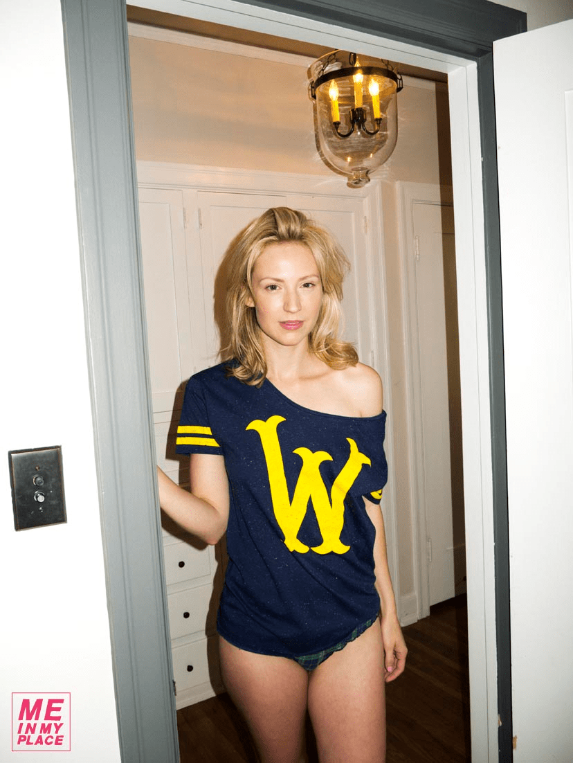 Beth Riesgraf damm sexy picture