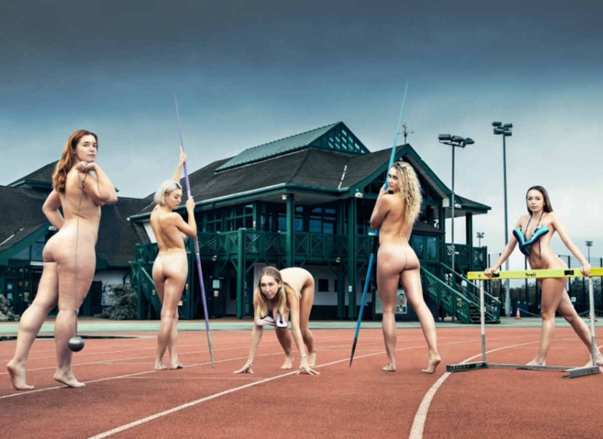 Cambridge University Students Posed Naked For Charity Calendar