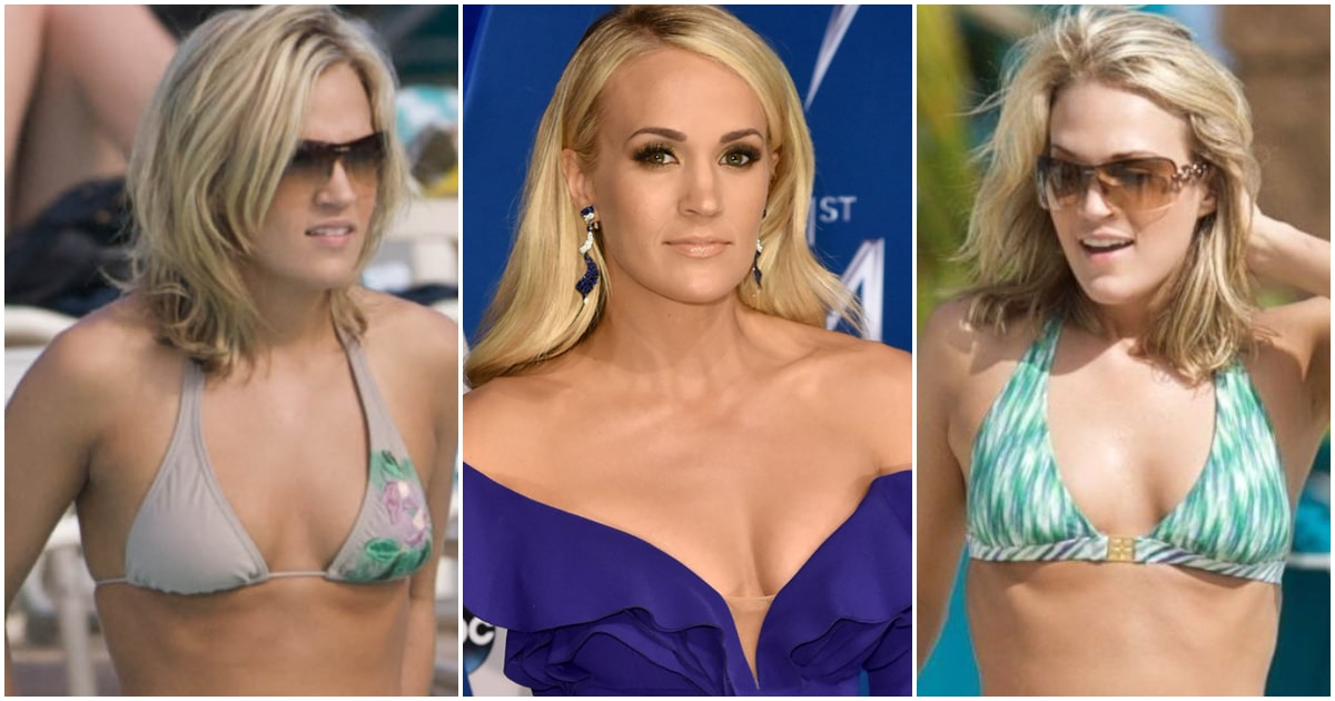 75+ Hot And Sexy Pictures Of Carrie Underwood Will Rock Your…