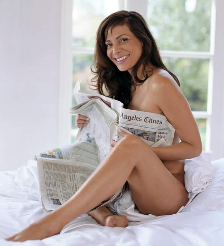 Constance Marie hot nude pic