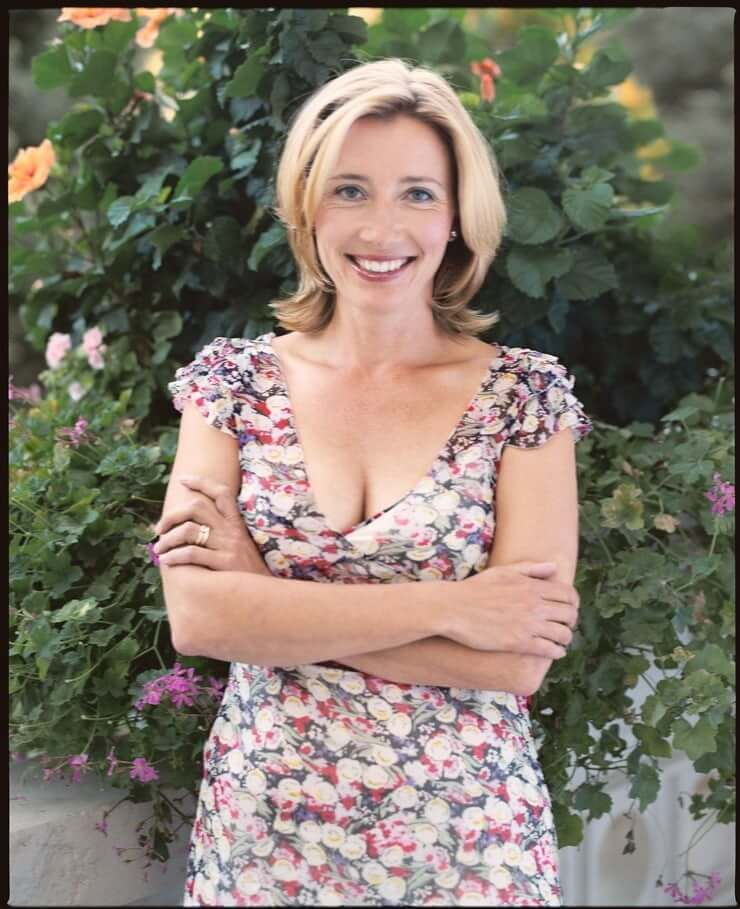 Emma Thompson hot busty pictures