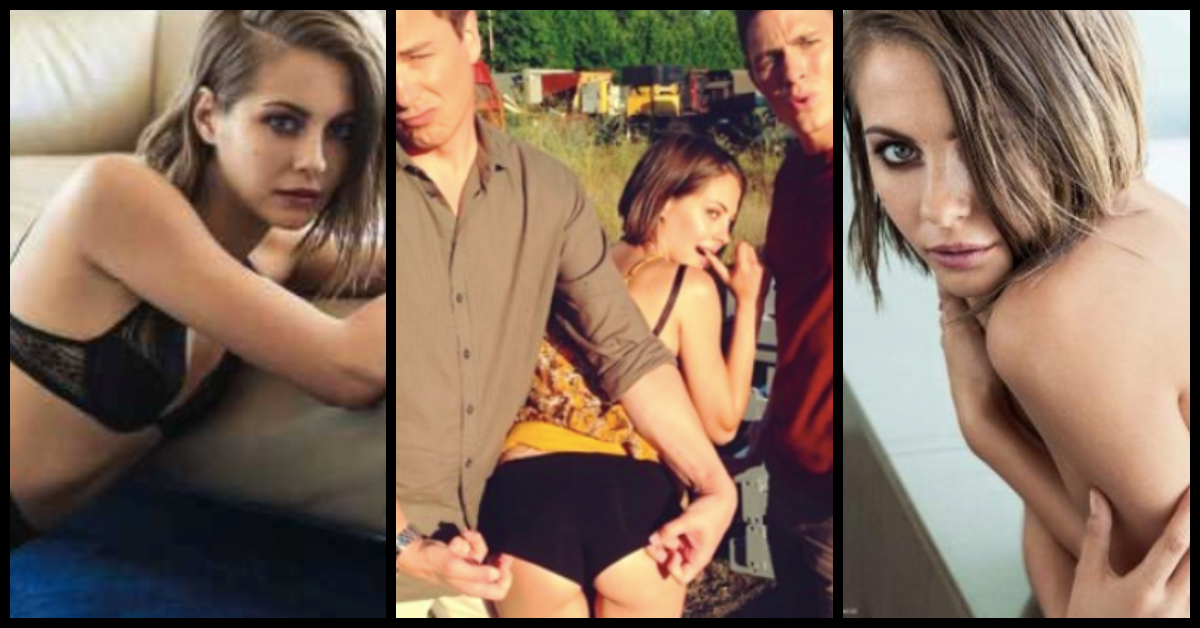 75+ Hot Pictures Of Willa Holland Who Plays Arrow's Sister In…