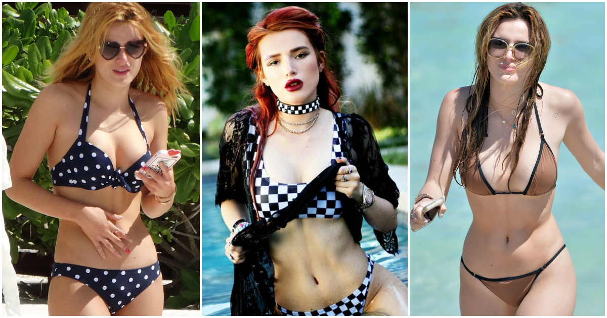 75+ Hot Pictures Of Bella Thorne – One Of the Most…