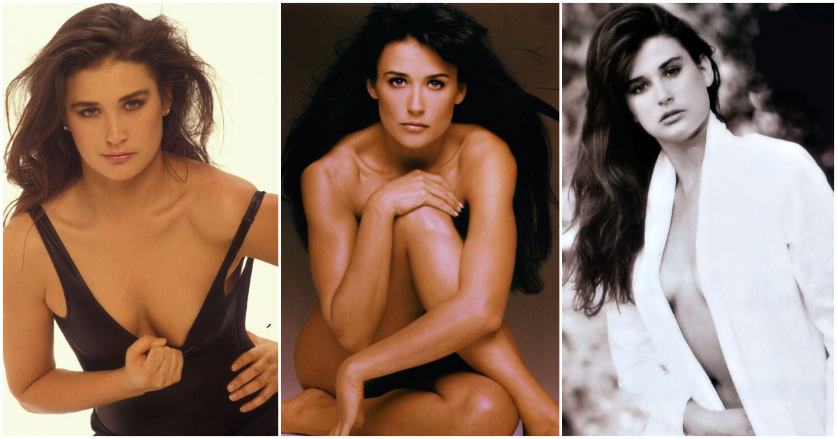 65+ Hottest Young Demi Moore Pictures That Made Us Fall In…