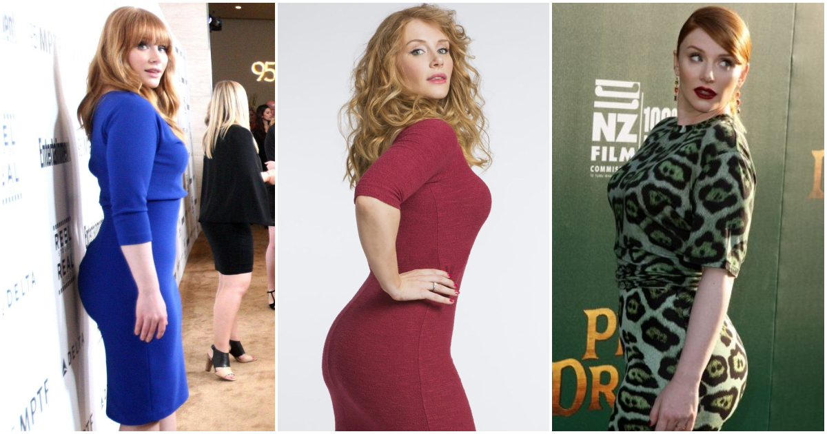 65+ Hottest Pictures Of Bryce Dallas Howard's Butt – Claire Dearing…
