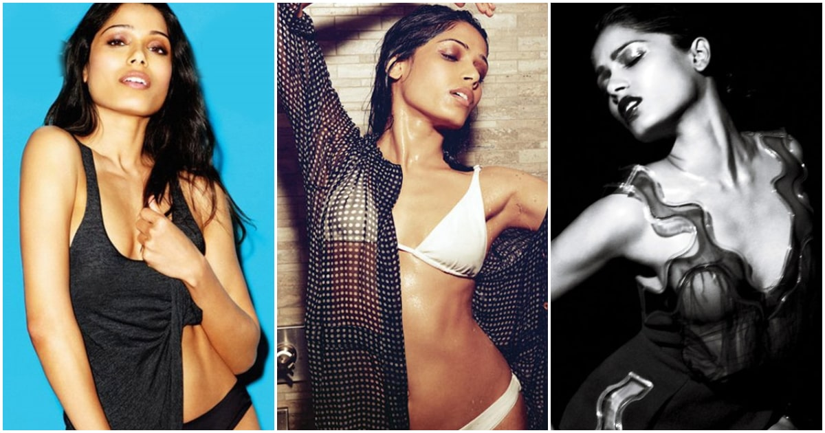 55+ Hot Pictures Of Frieda Pinto Will Make You Want Her…