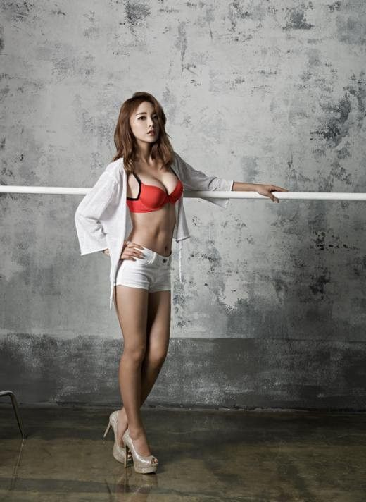 Hong Jin Young hot pictures