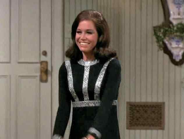 Mary Tyler Moore smile