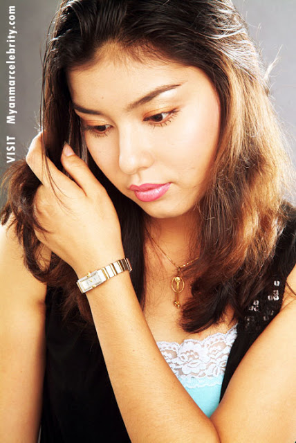 Myanmar beautiful Model, Actress and Singer, Melody's fashion photos collection