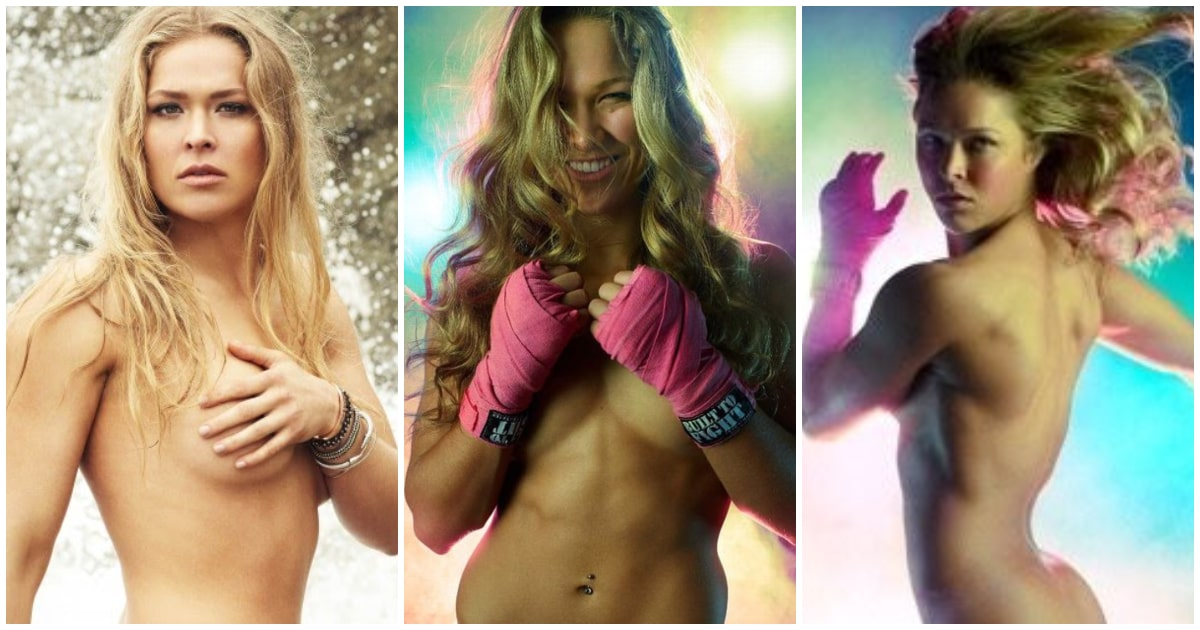 75+ Hot And Sexy Pictures Of Ronda Rousey Explore Her Amazing…