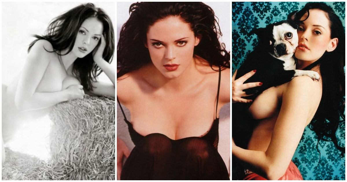 65+ Hot Pictures Of Rose McGowan Are Deliciously Sexy And Enigmatic