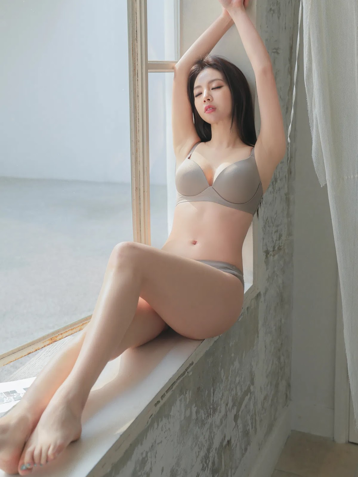 Lee Chaeeun - NUDMALL - March 2021 Lingerie Photoshoot (full set in comments)