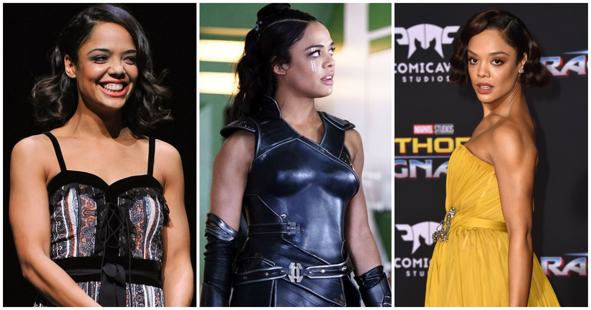 65+ Hottest Pictures Of Tessa Thompson Showing Off Her Muscular Valkyrie…