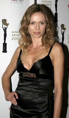 Vanessa Angel awesome feet pic