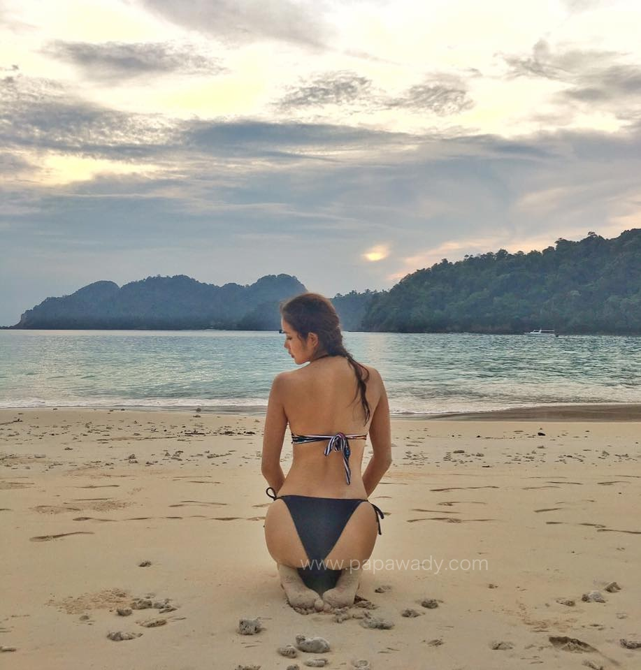 Awn Seng Best Collection Snaps In 2017 , Beach Bikini , Fitness , Fashion Show and Her Birthday