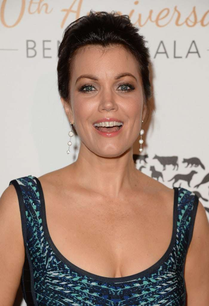 bellamy young smile