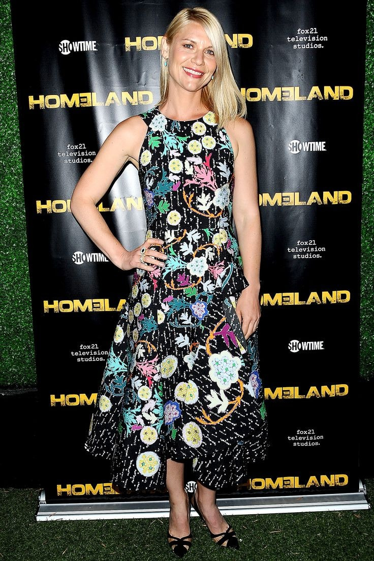 claire danes stunning
