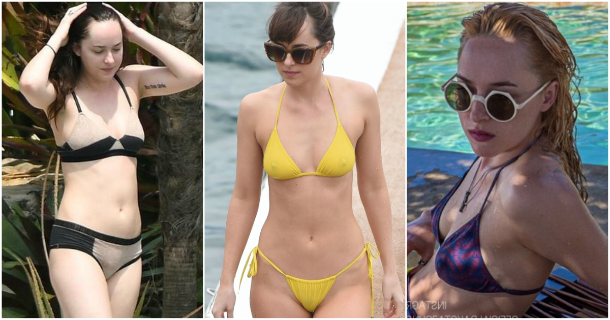65+ Hot Pictures Of Dakota Johnson – Fifty Shades Of Grey…