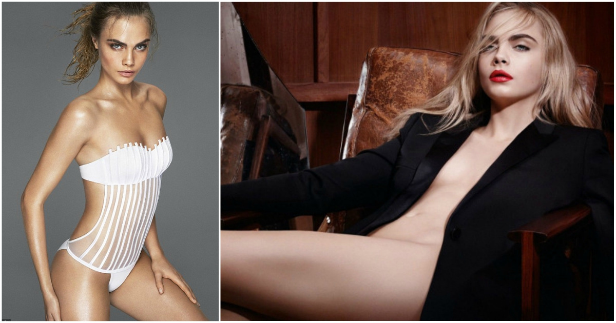 75+ Hot Pictures Of Cara Delevingne Are Simply Excessively Damn Hot