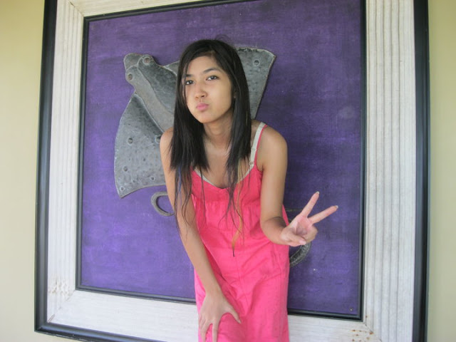 Myanmar Sexy New Face Model, Maw Phu Maung's Hot Casual Fashion