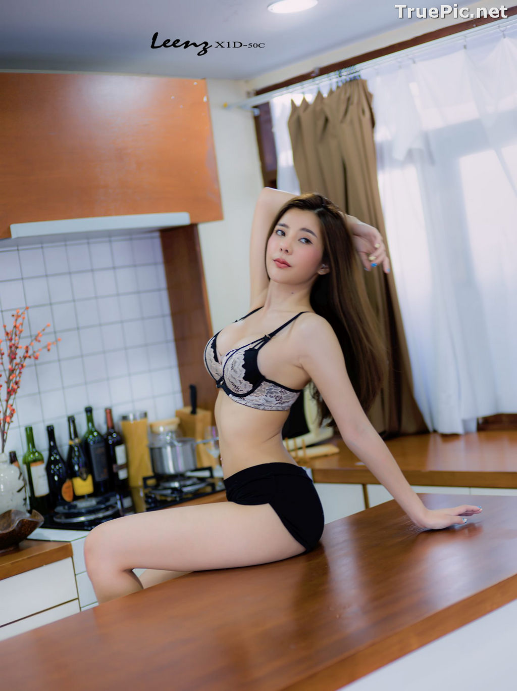 Image Thailand Model - Supitcha Boonkumphoung - Home Alone? Lingerie - TruePic.net - Picture-14