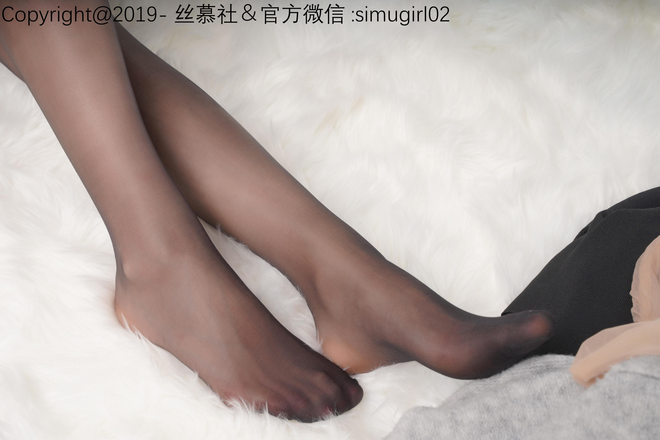"""[Simu] SM010 Yueyue-""""The Delight of Silky Foot"""" 58"""