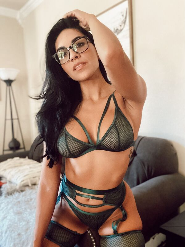 Sundays are for lingerie. Football too, but mostly lingerie