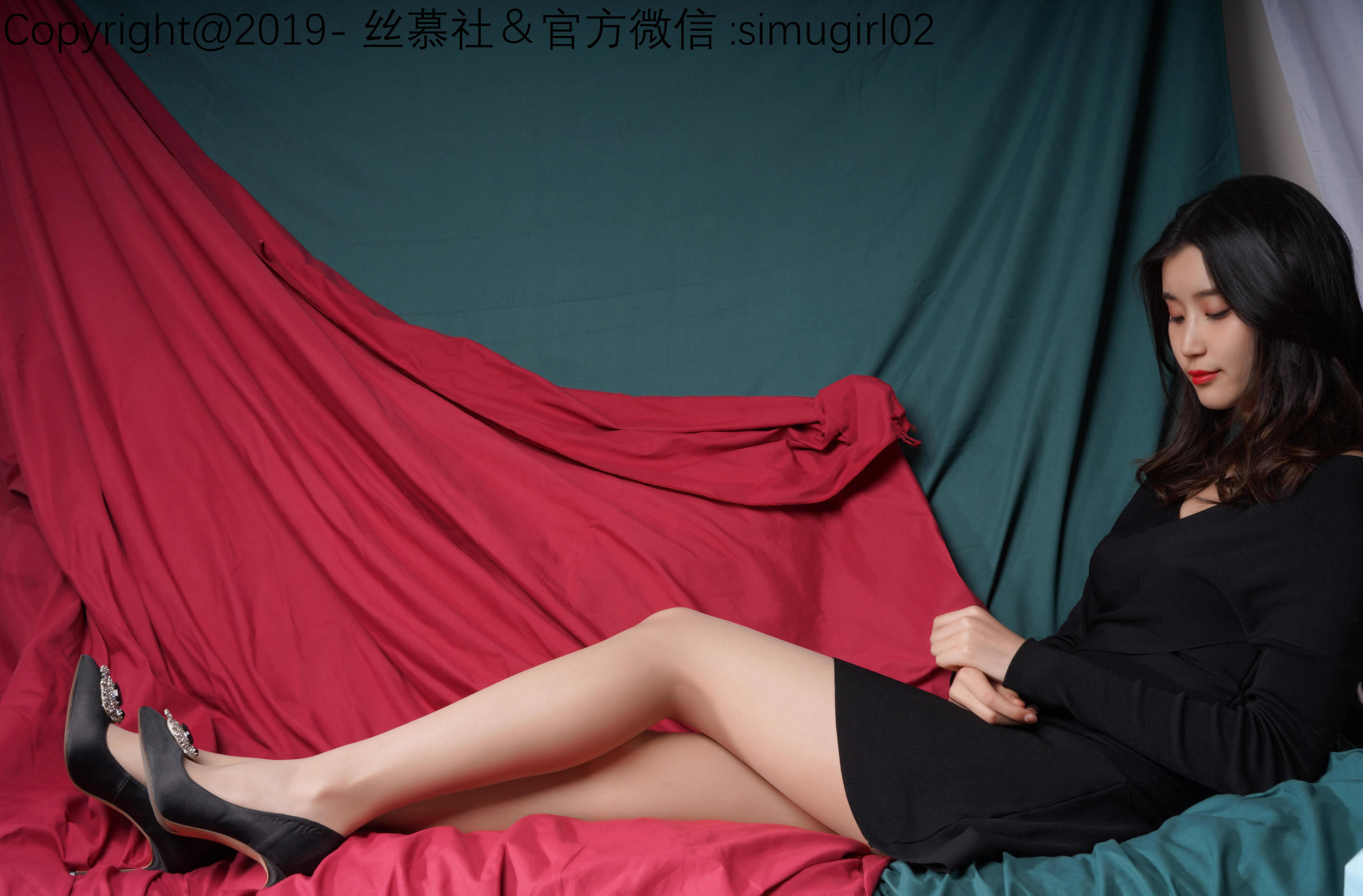 """[Simu] SM010 Yueyue-""""The Delight of Silky Foot"""" 22"""