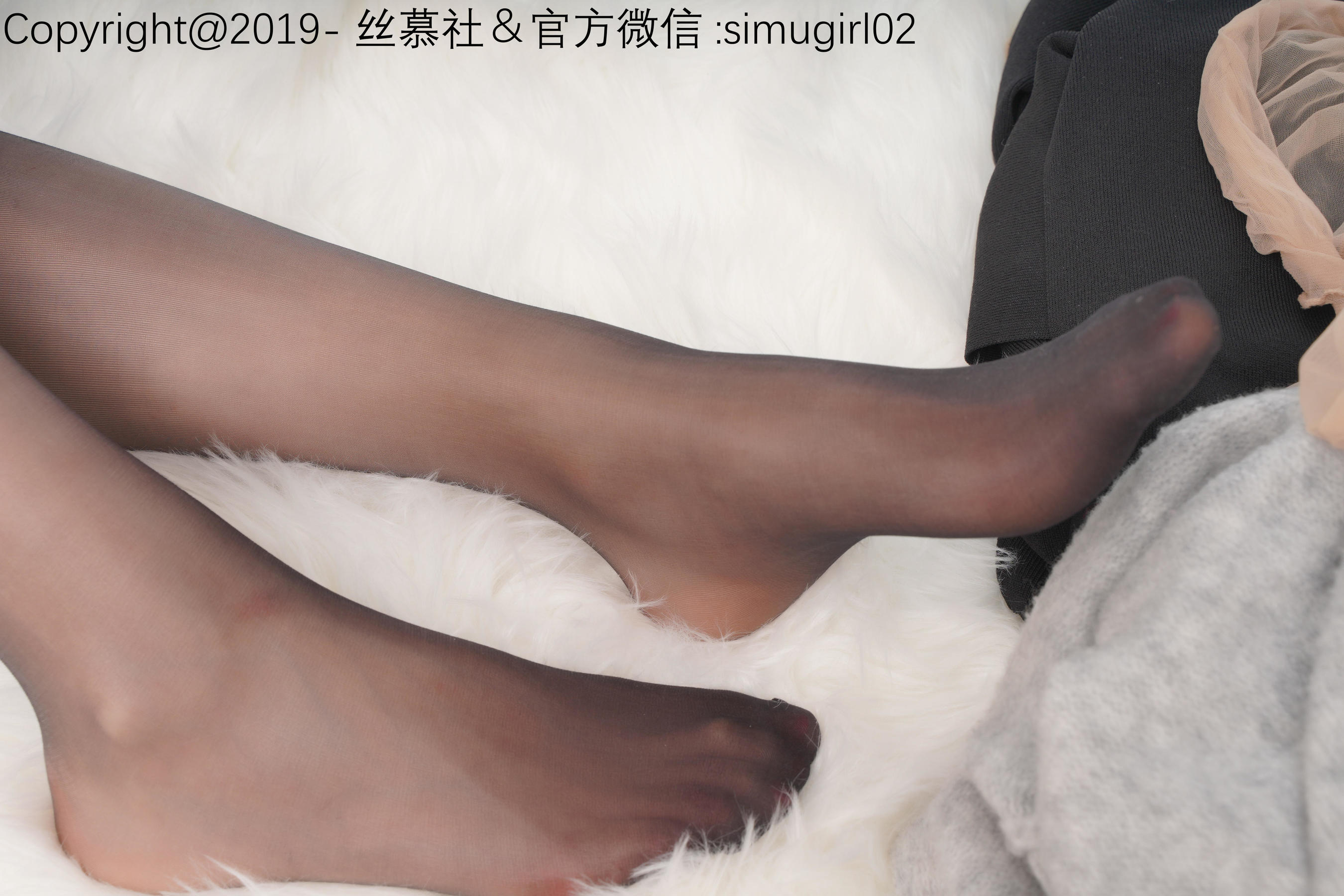 """[Simu] SM010 Yueyue-""""The Delight of Silky Foot"""" 59"""