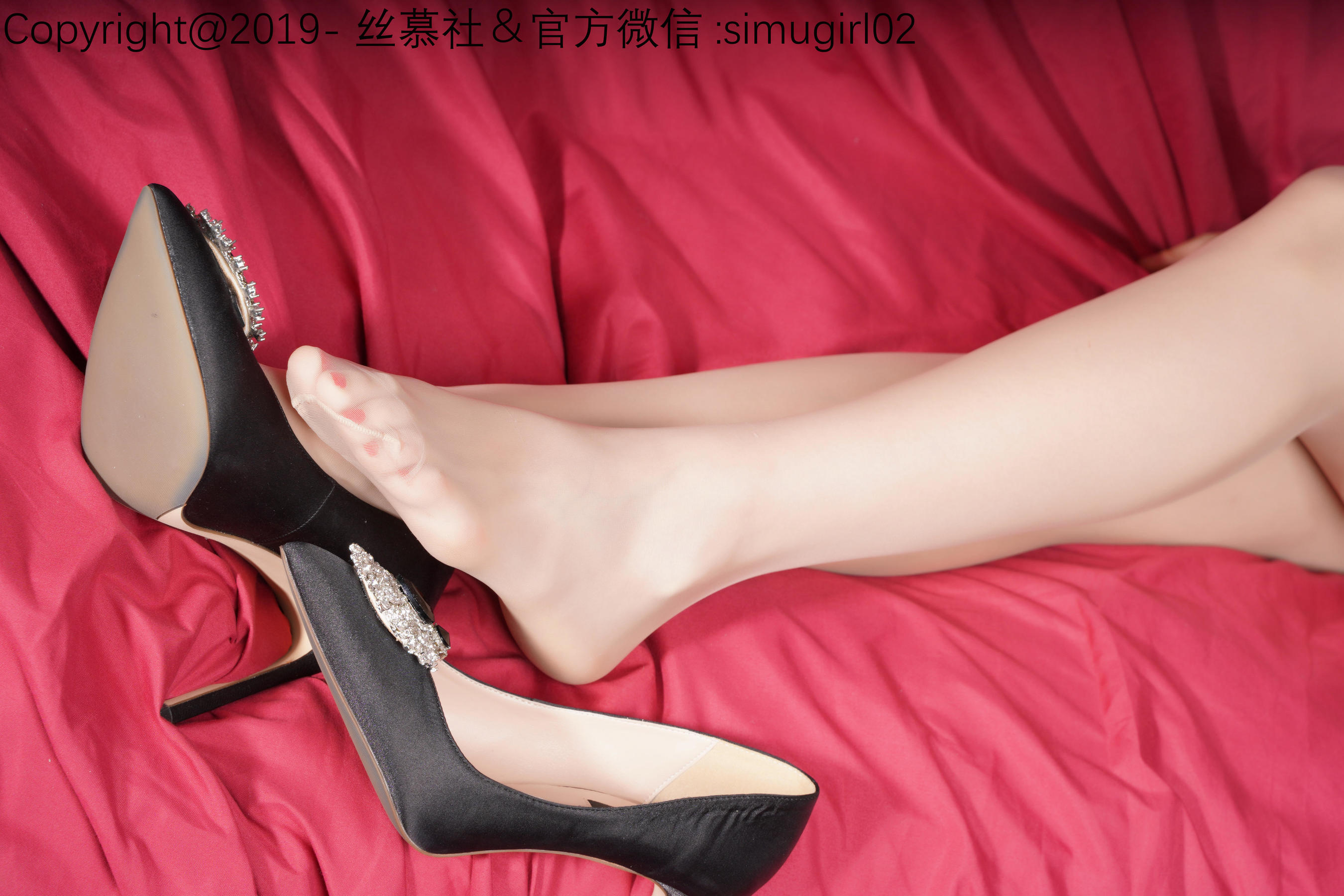 """[Simu] SM010 Yueyue-""""The Delight of Silky Foot"""" 17"""